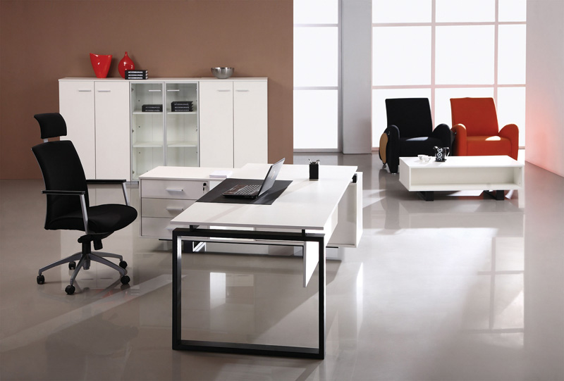 Guides to buy modern office desk for home office midcityeast for Modern office area