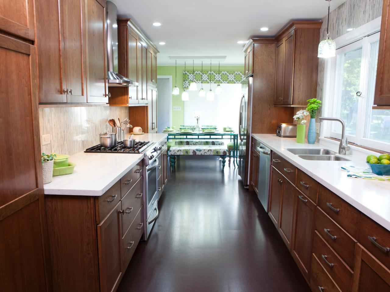 Galley Kitchen Ideas: Steps To Plan To Set Up Galley