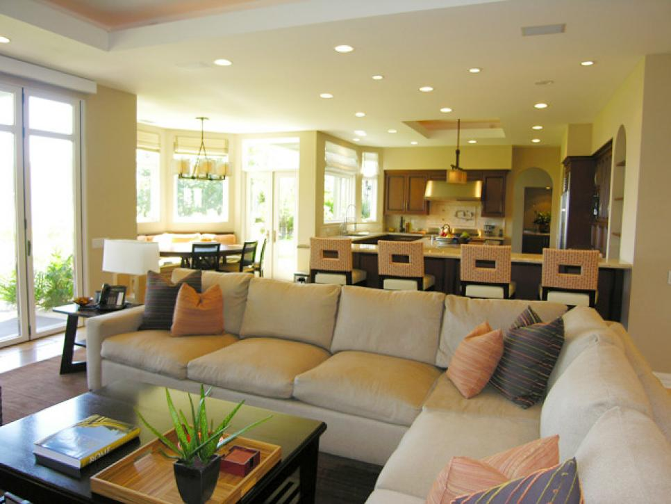 Various Helpful Living Room Lighting Ideas and Tips for a Limited ...