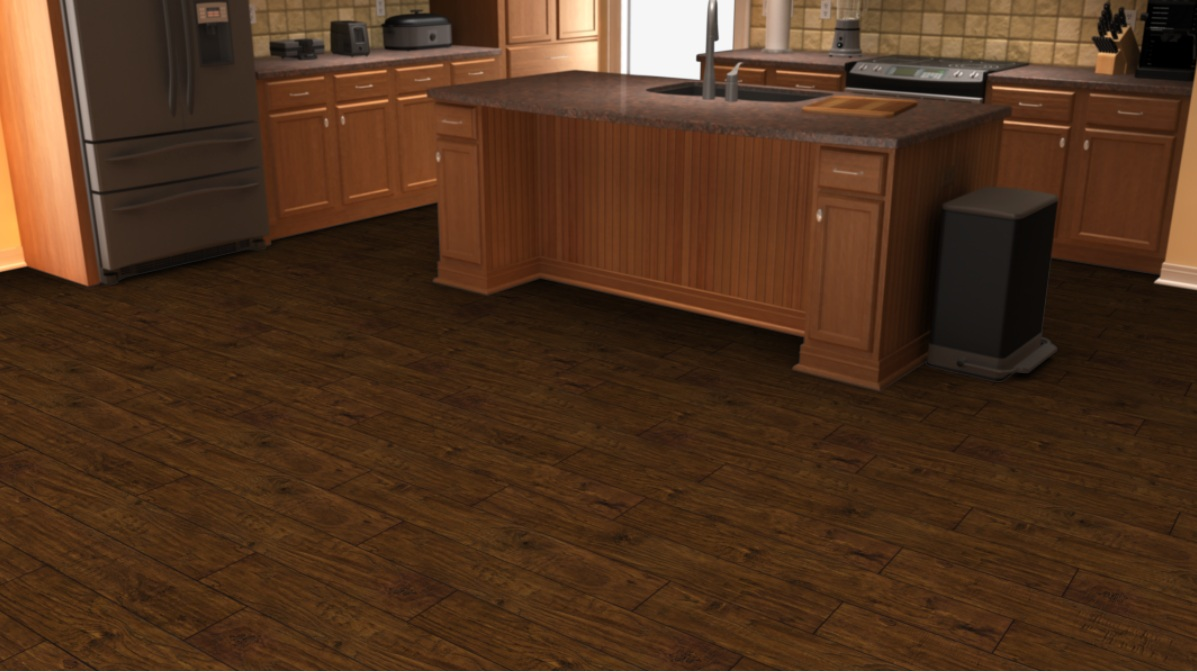 Laminate floors kitchen modern house for Laminate flooring designs