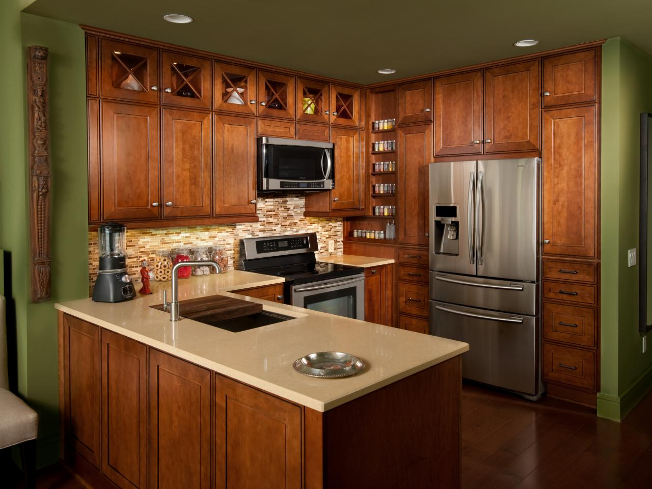 Small L Shaped Kitchen Remodel Ideas