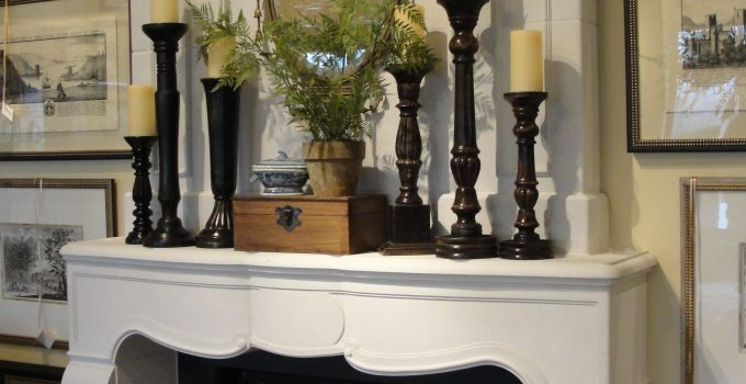 Tips to Make Fireplace Mantel Décor for a Wedding Day