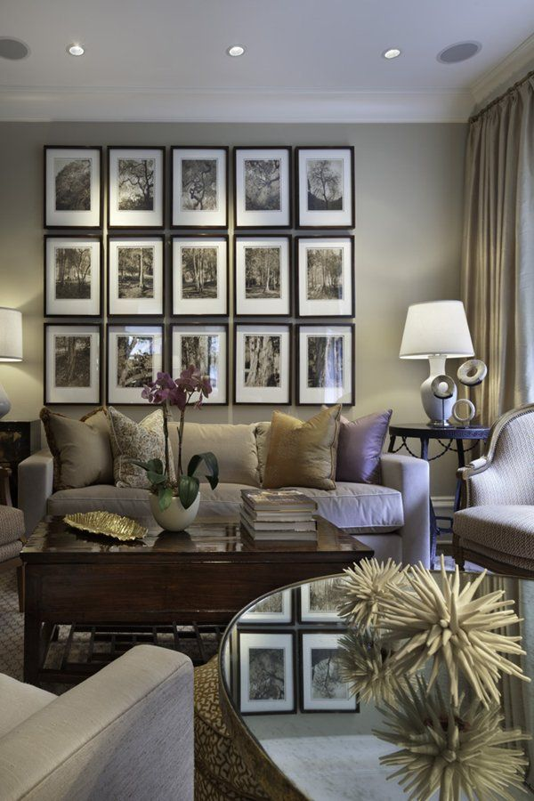 Graceful Interior Gray Living Room Ideas Using Sofa and Coffee Table