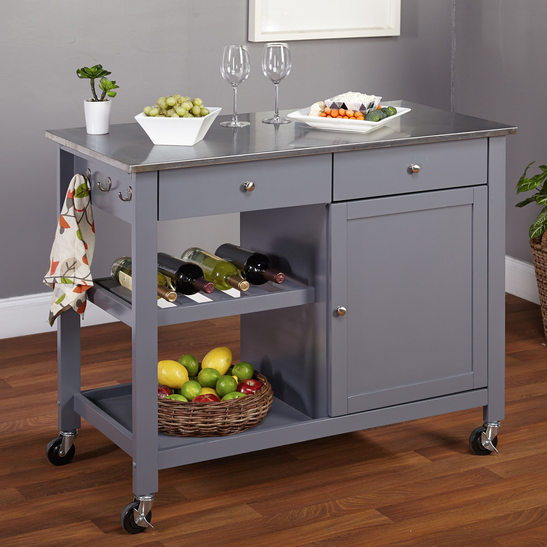 Movable Kitchen Island New For You MidCityEast