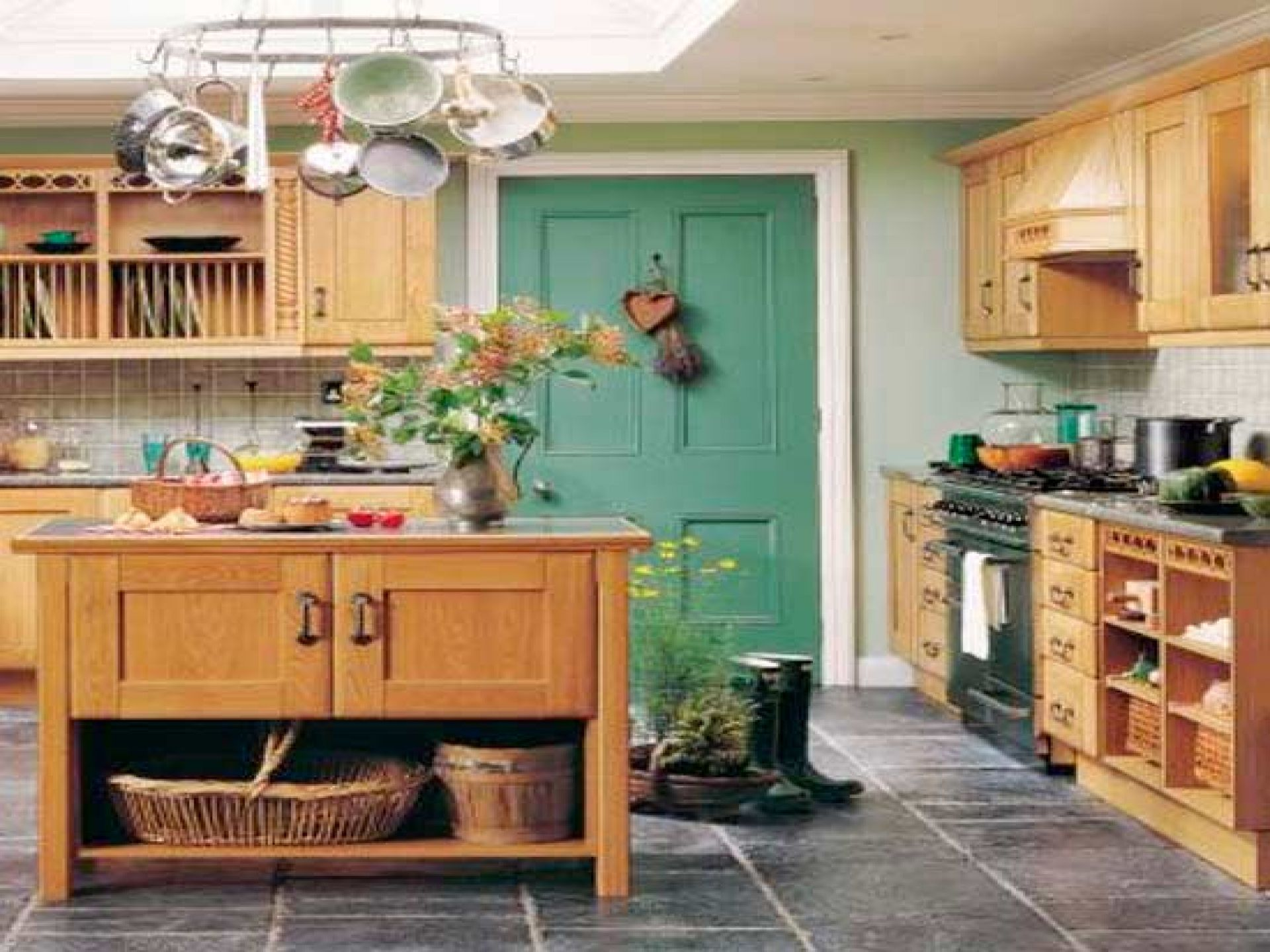 5 best country kitchen ideas midcityeast for Old country style kitchen ideas