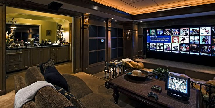 Home Theater Ideas 1