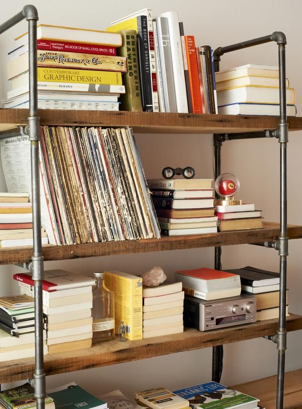 Charmant Intense Book Accessory Decor In Big Storage With Metal Element