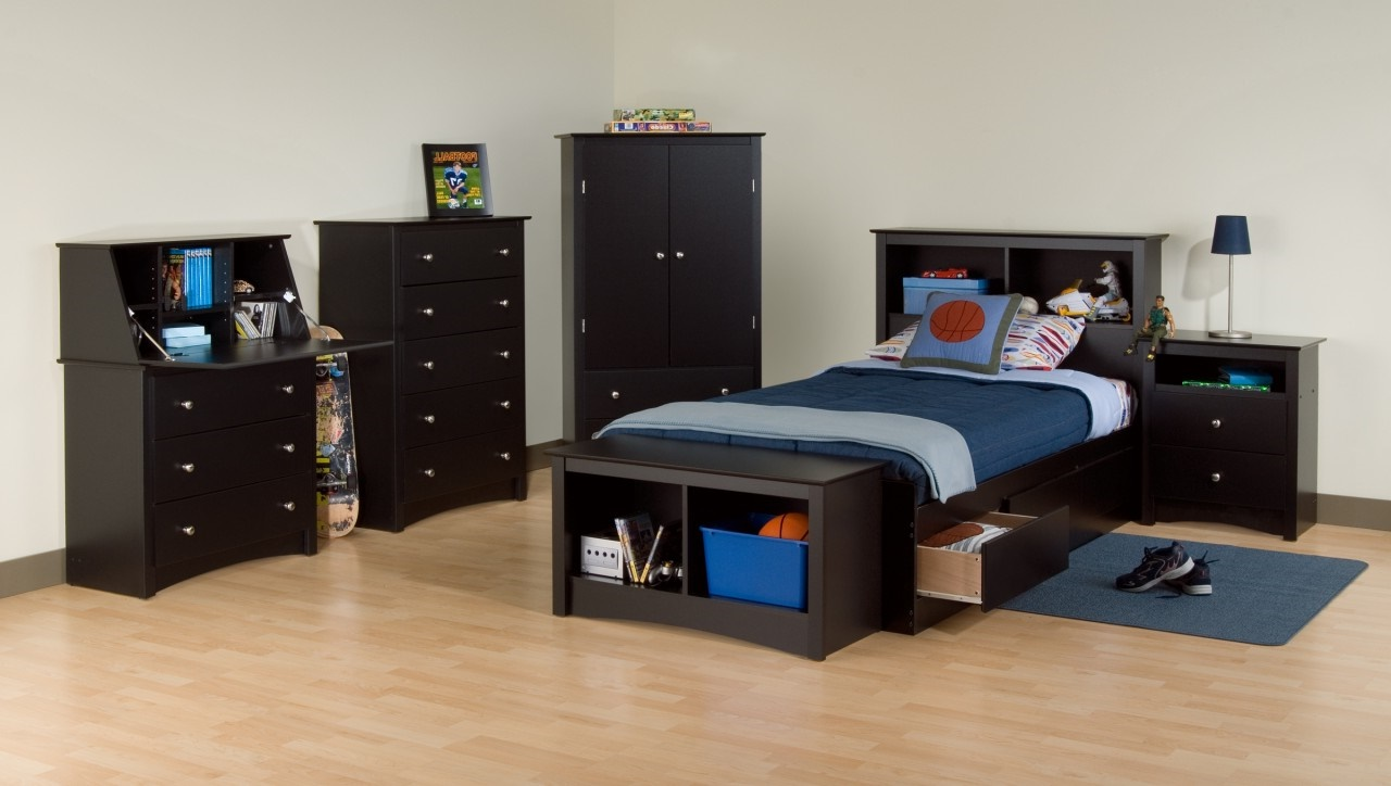 Kids Black Bedroom Furniture tips to find right boys bedroom furniture - midcityeast