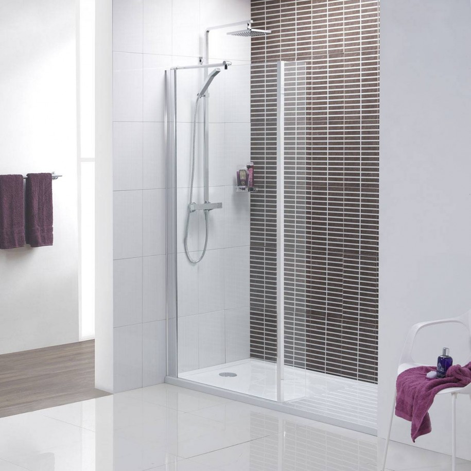 Standard Tub Size And Other Important Aspects Of The Bathroom: Make Your Bathroom Adorable With Amazing Walk-In Shower