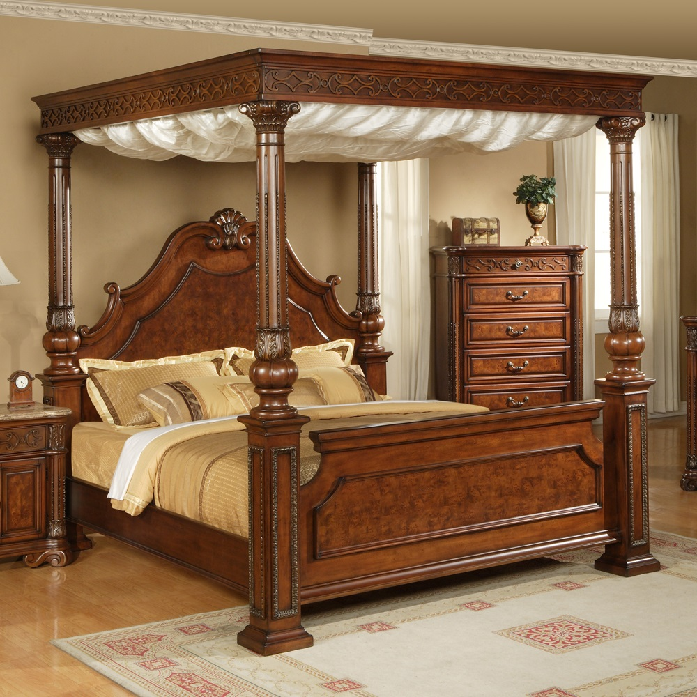 Luxury King Size Canopy Beds