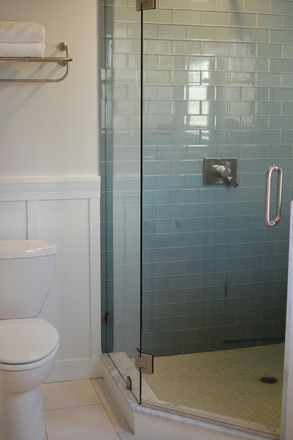 Designing subway tile shower installation midcityeast Install tile shower