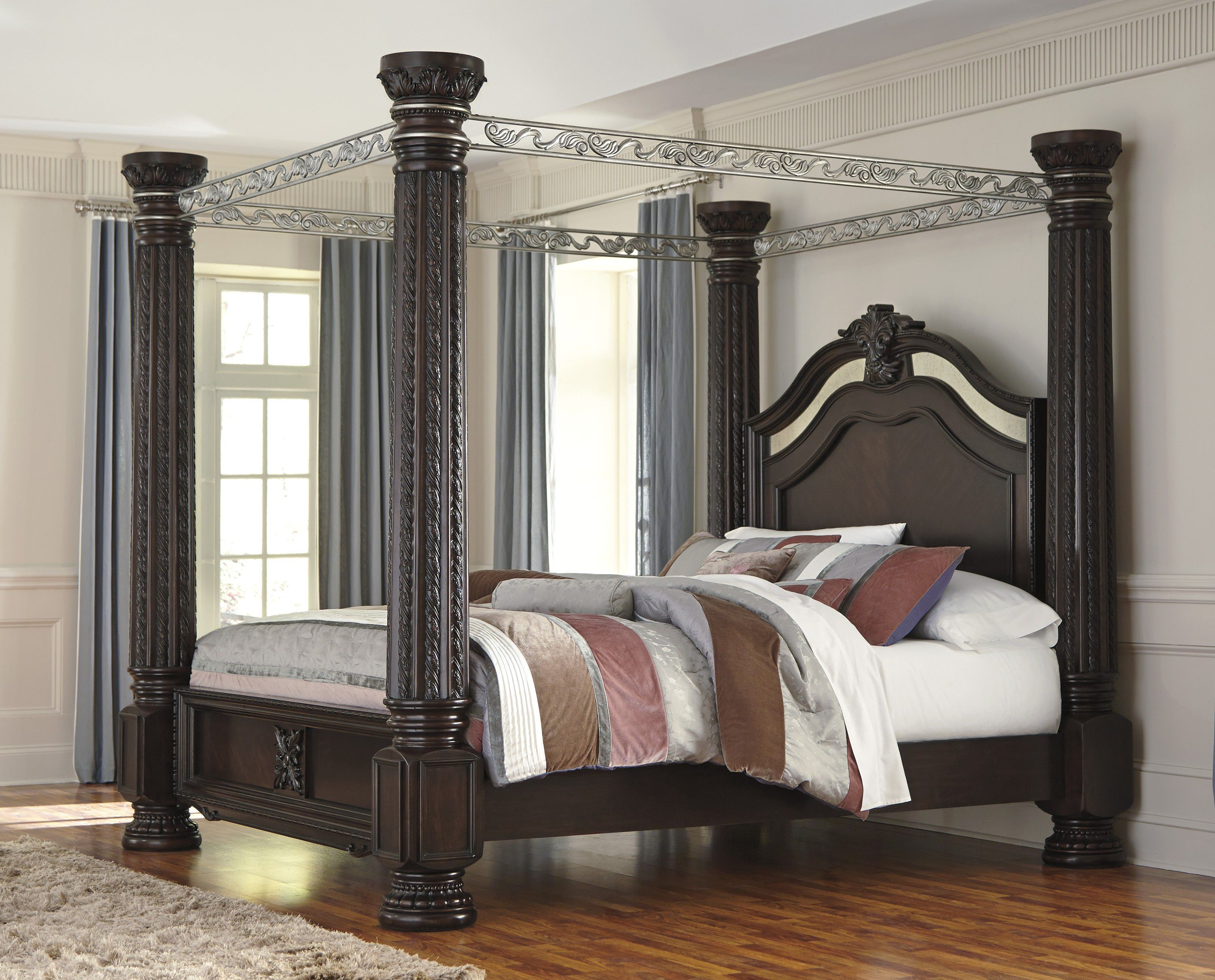 King Canopy Bed Ideas for Creating Stunning Bedroom ...