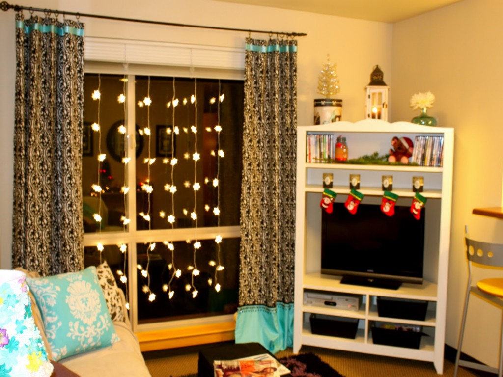 Apartment decorating ideas tips to decorate small Holiday apartment decorating ideas