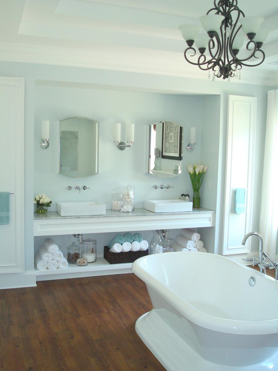 The best bathroom vanity ideas midcityeast for Bathroom ideas with tub