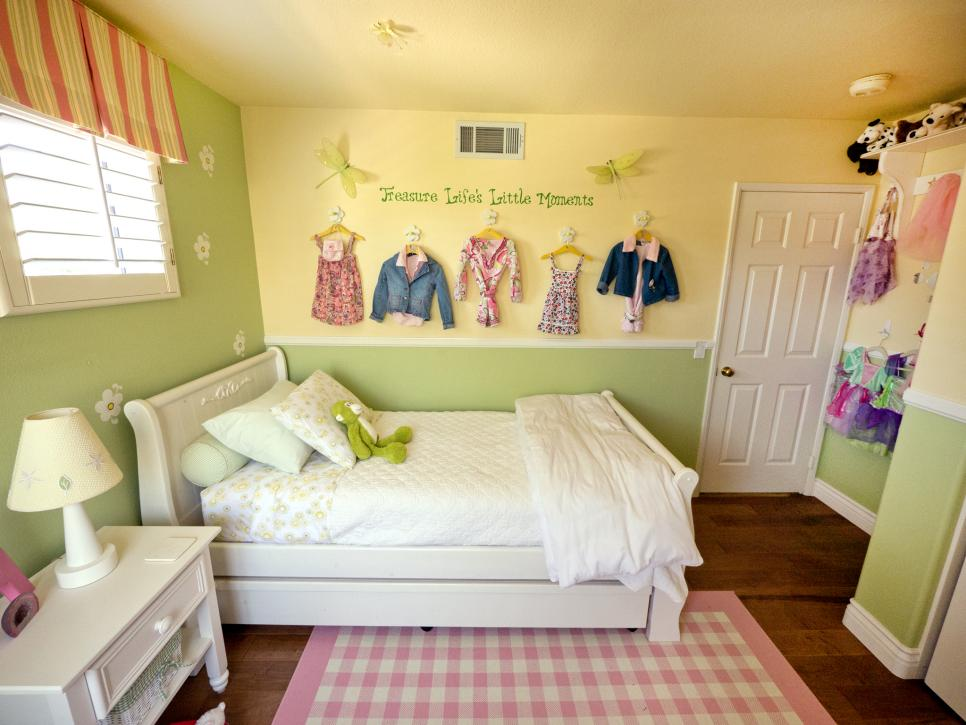 Interior Bedroom Ideas For Little Girl little girl bedroom ideas as the inspiration for getting pleassing furniture with white bed also lamp on dresser
