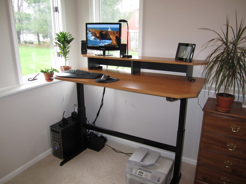 Small Office Furniture Layout Desks