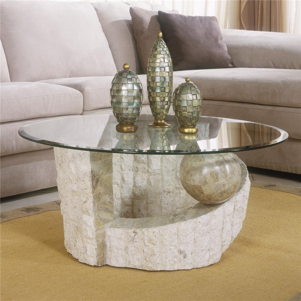 Various Ideas Of The Round Glass Coffee Table For Your