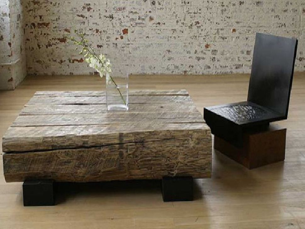 Design coffee table legs with modern style midcityeast Unique rustic coffee tables