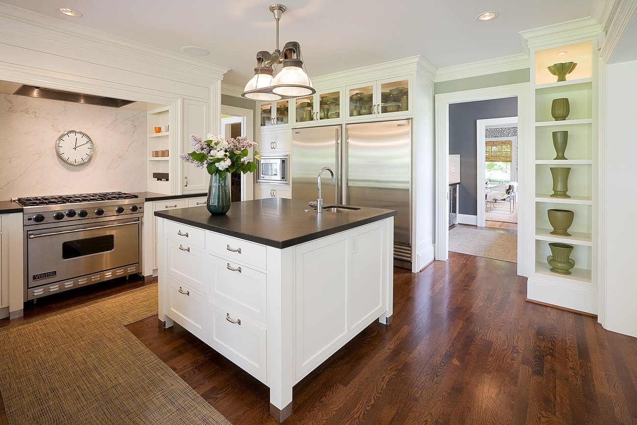 Tips to Design White Kitchen Island - MidCityEast