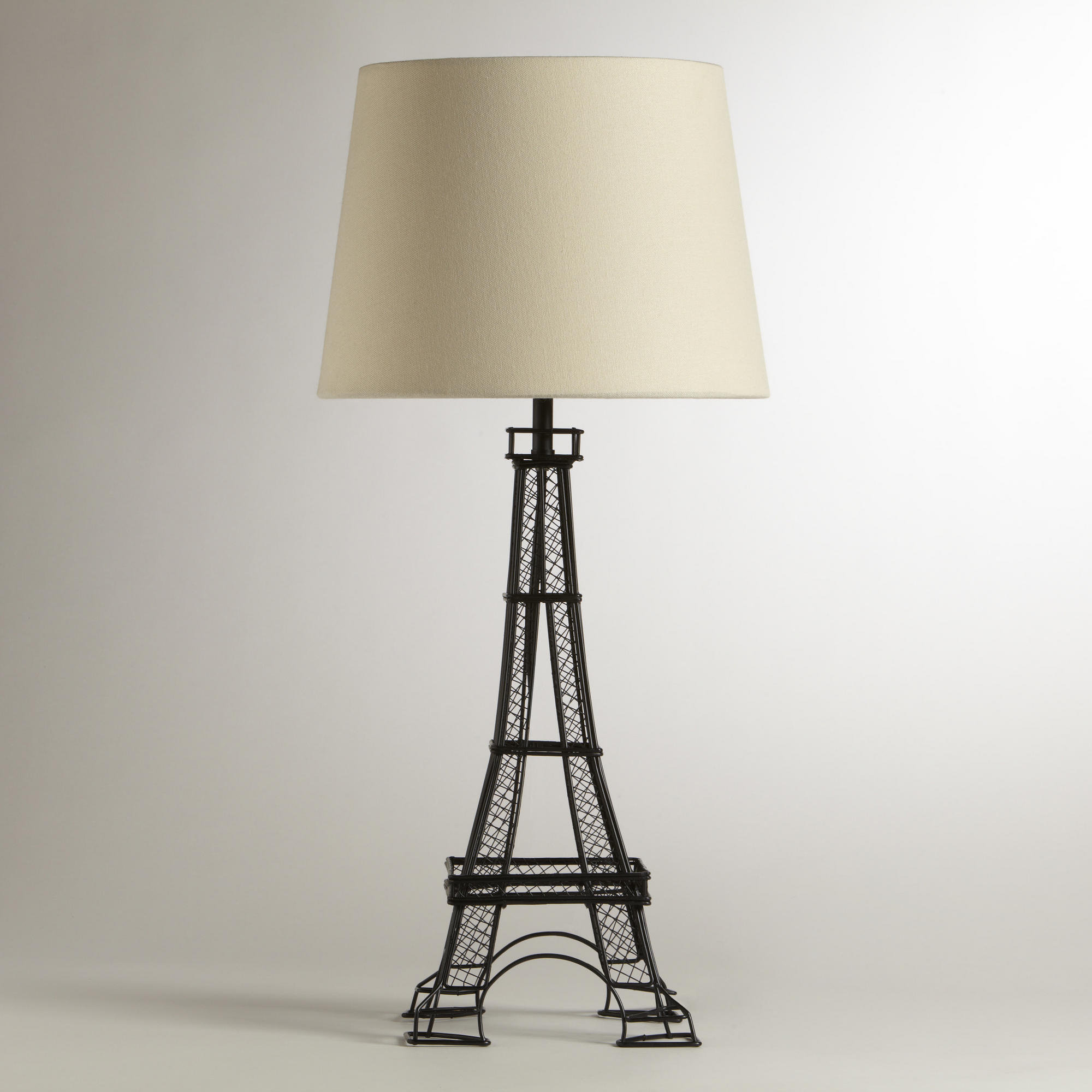 which eiffel tower lamp that is perfect for a girl room midcityeast. Black Bedroom Furniture Sets. Home Design Ideas
