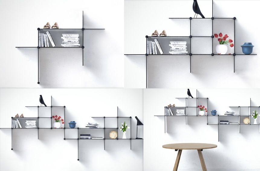 Beautiful Floating Glass Shelves Ideas Midcityeast