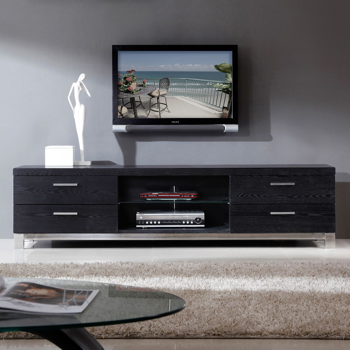 choosing contemporary tv stands for modern entertainment With choosing contemporary tv stands for modern entertainment rooms