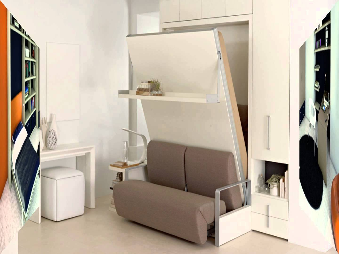 Modern murphy bed decoration for an apartment midcityeast Modern murphy bed