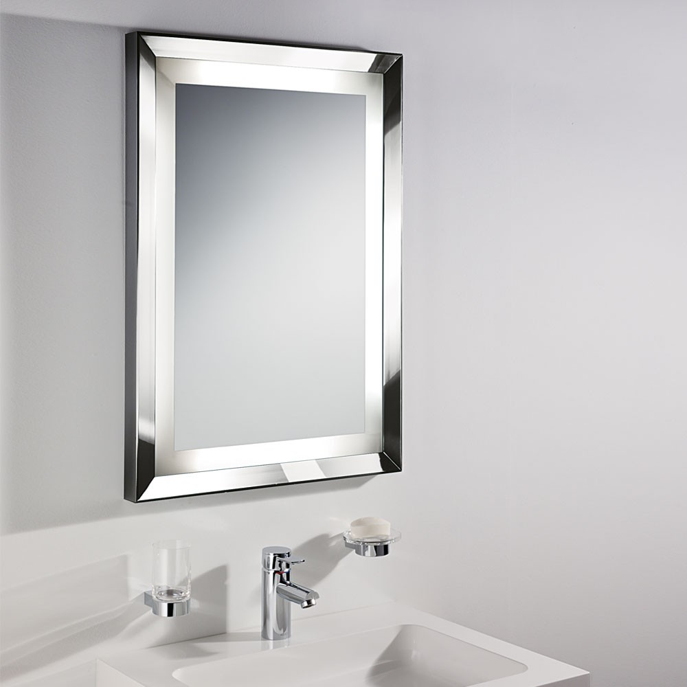 Mirrors for bathrooms decorating ideas midcityeast Frames for bathroom wall mirrors
