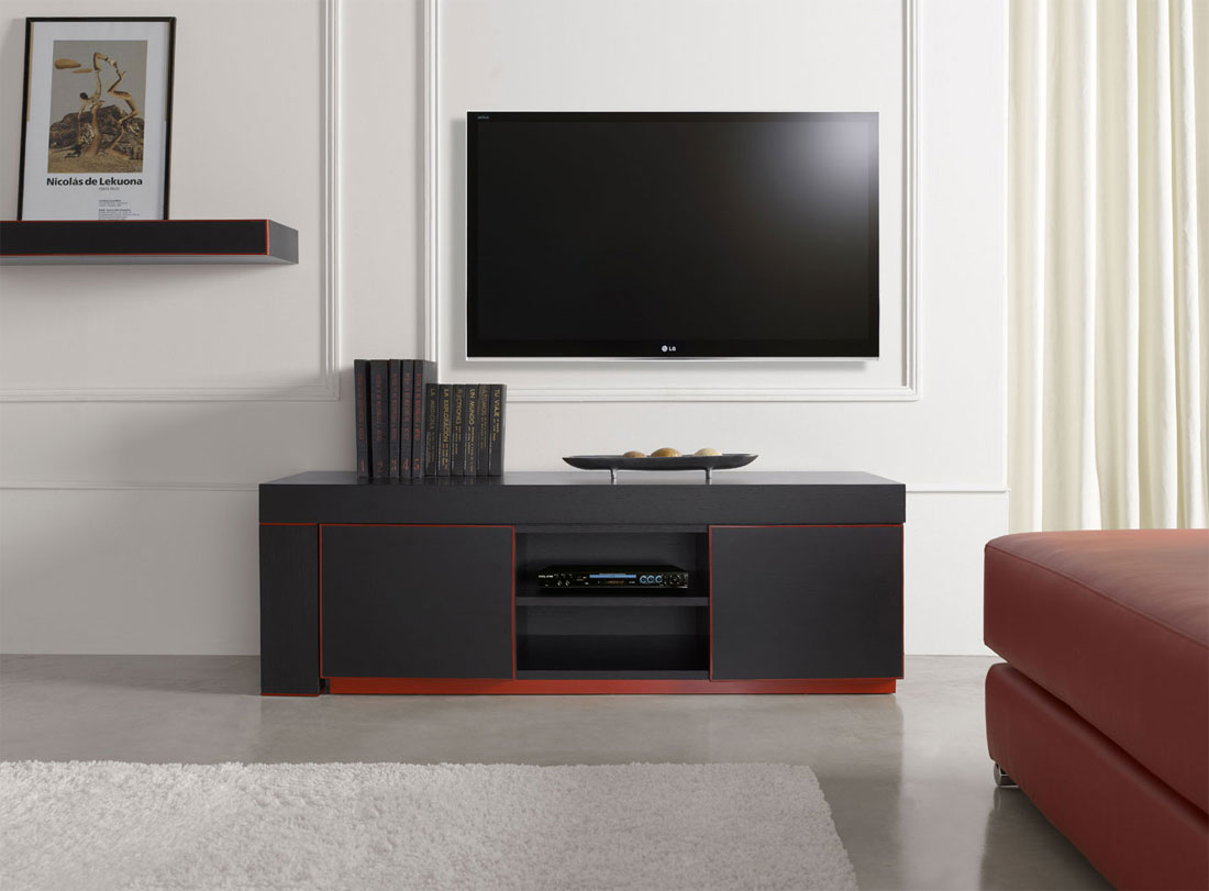 Tv Stand Designs On Wall : Choosing contemporary tv stands for modern entertainment