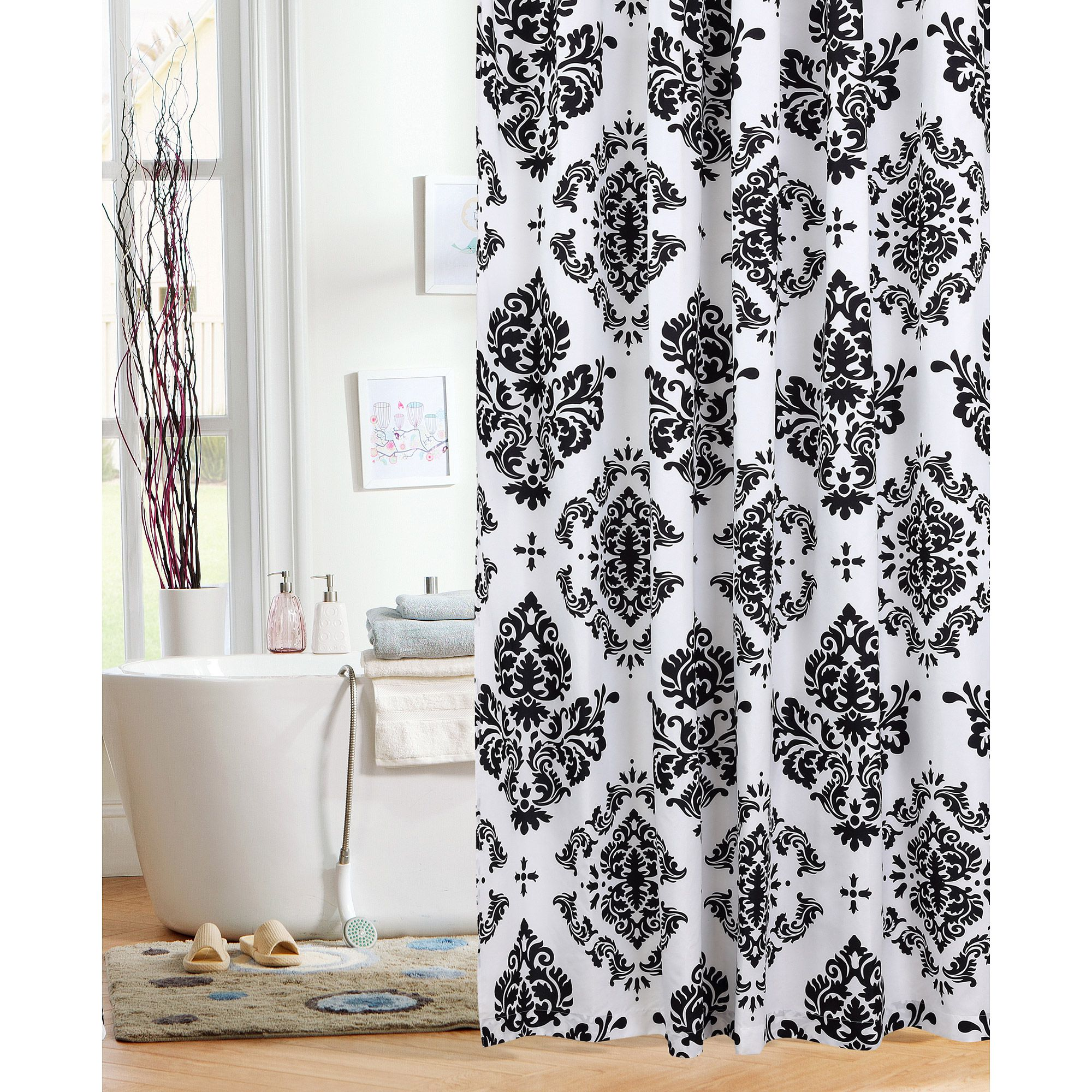 tips to choose cute shower curtains for kid s bathroom