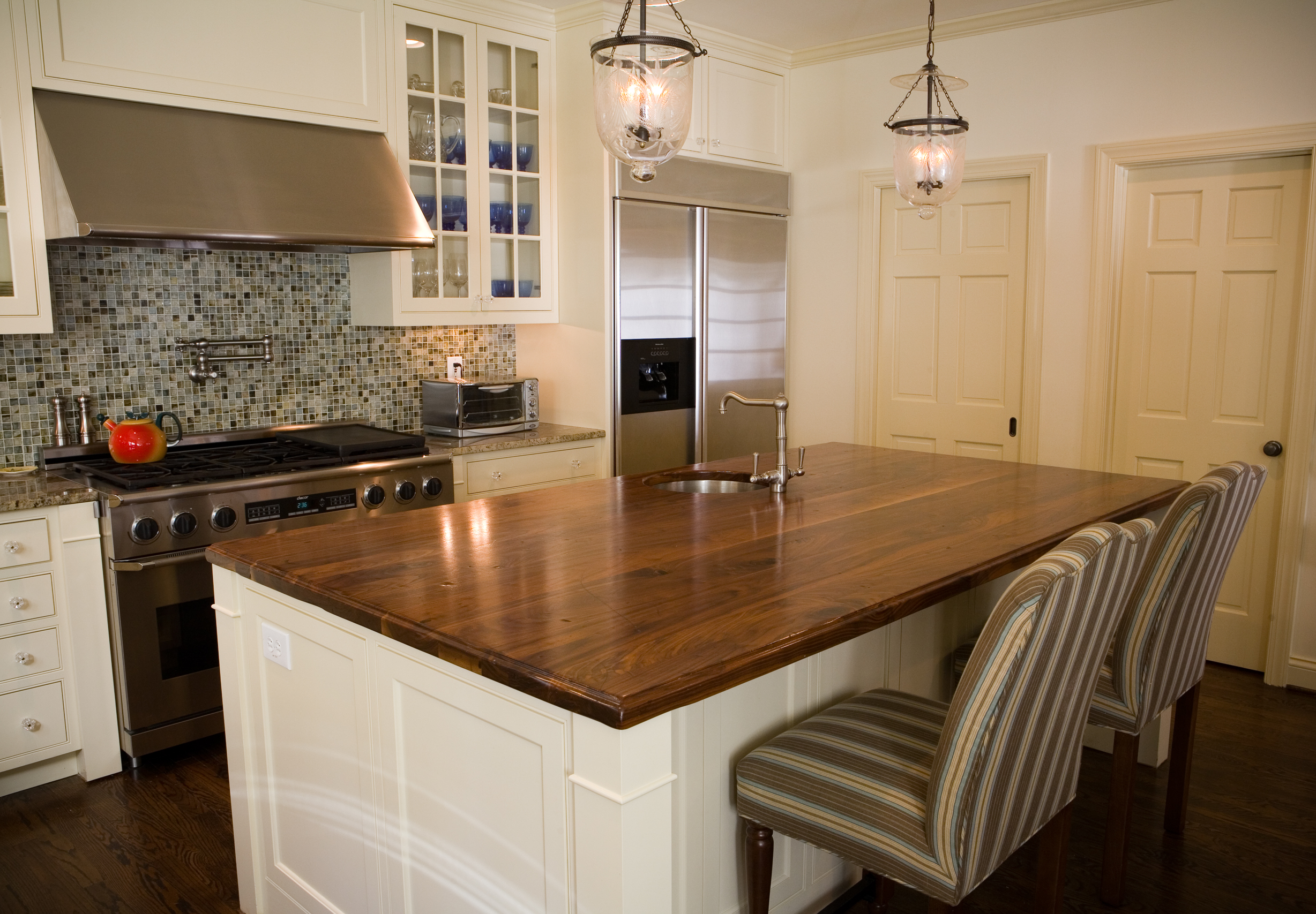 All About Wood Kitchen Countertops You Have to Know ...