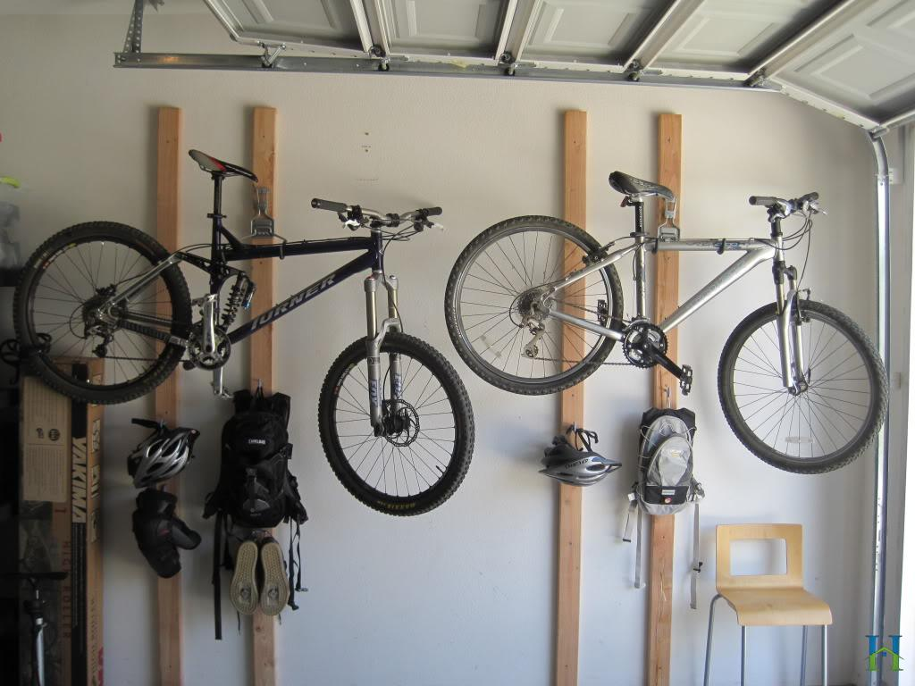 5 Bike Storage Ideas to Create Appropriate Place for ...