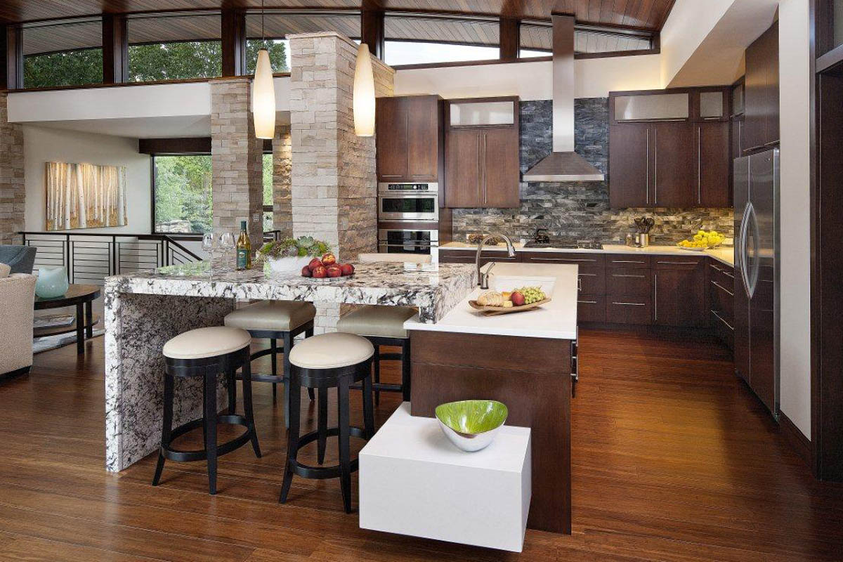 Kitchen Design Ideas: Open Kitchen Design: Why You Need It And How To Style It
