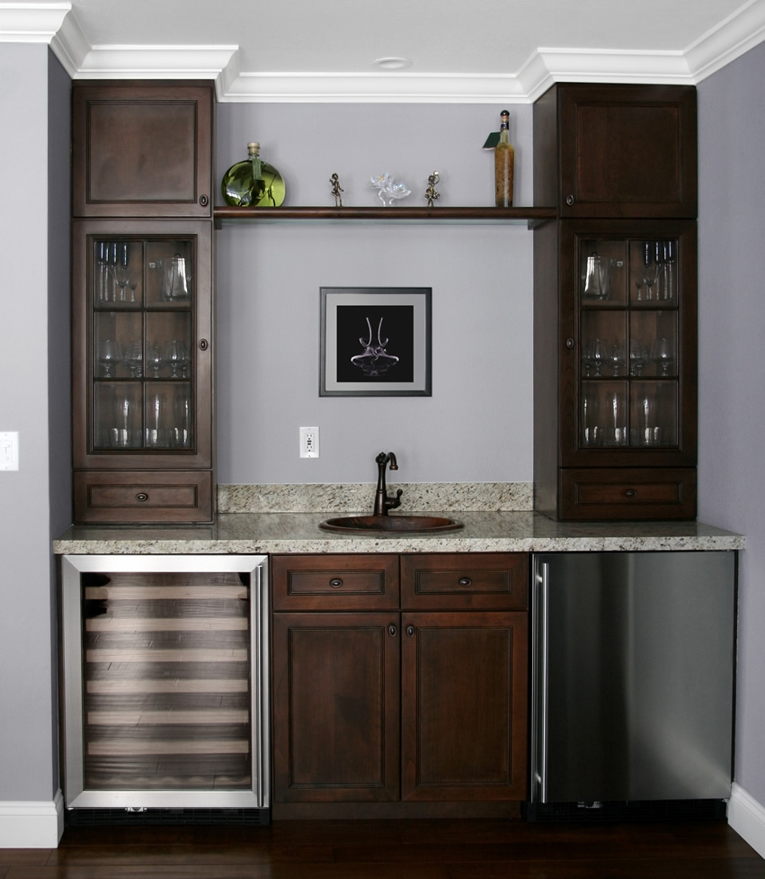 Home Bar Counter: Some Inspiring Yet Helpful Wet Bar Ideas For Any Of You