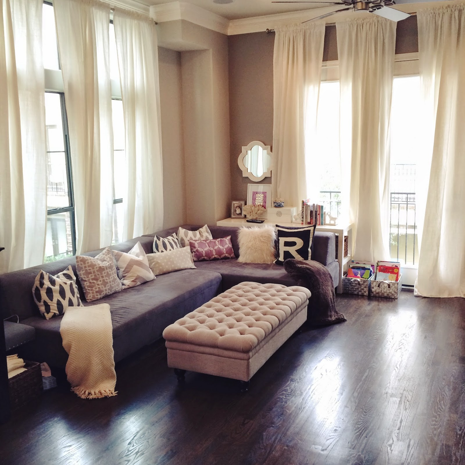 Living Room Curtain Ideas To Perfect Living Room Interior Design Artmakehome