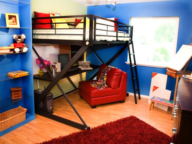 Ravishing Childrens Bunk Beds also Study Table plus Sfa