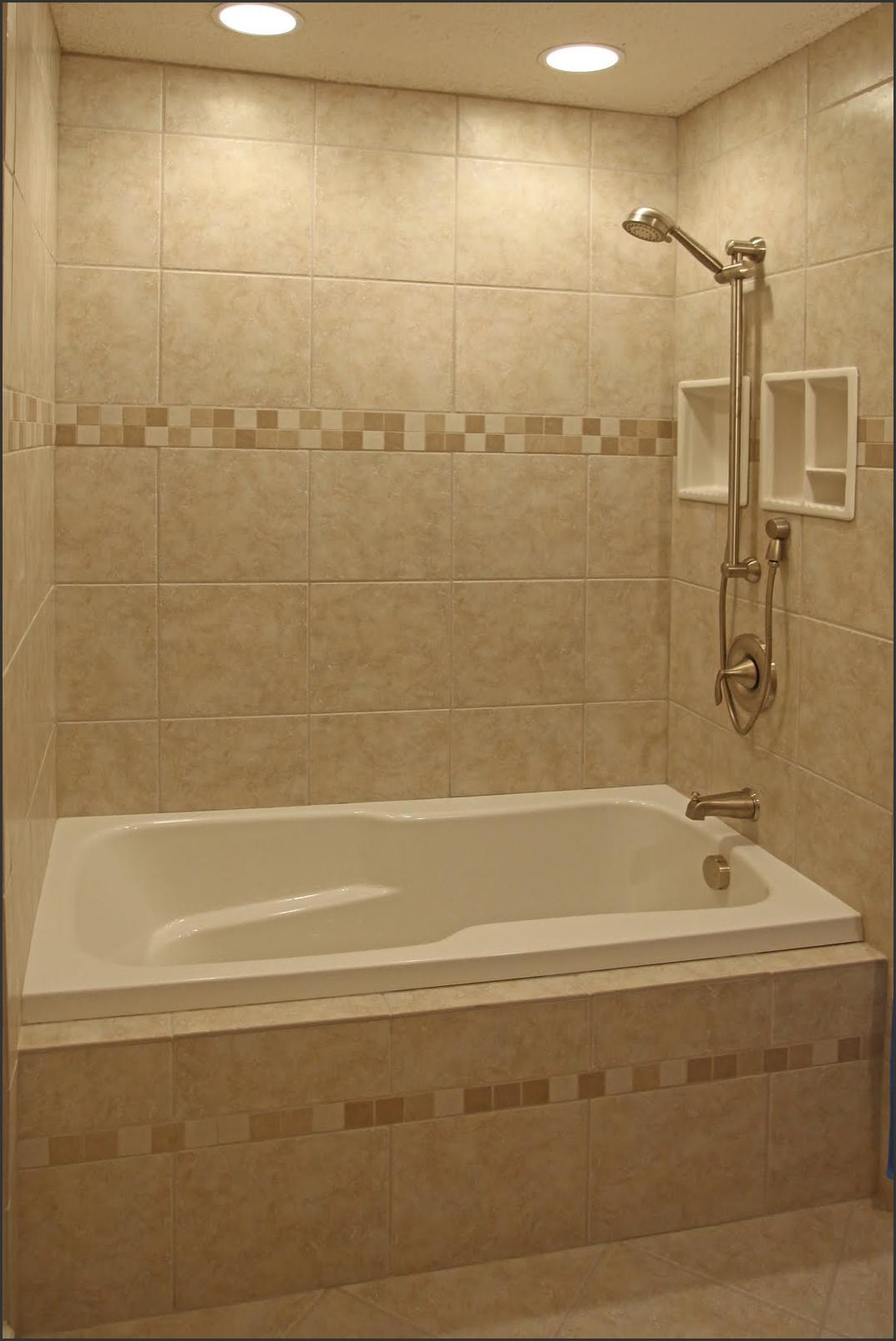 Simple Design Of The Grey Wall And White Sink Added With Bathroom Shower  Tile With Silver