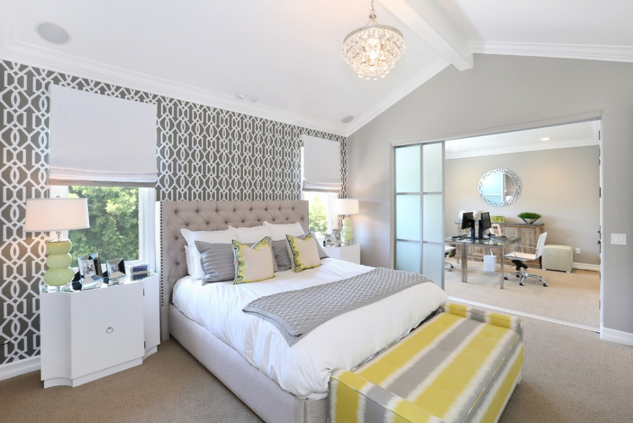 Decorating Grey and Yellow Bedroom To Know What is Good