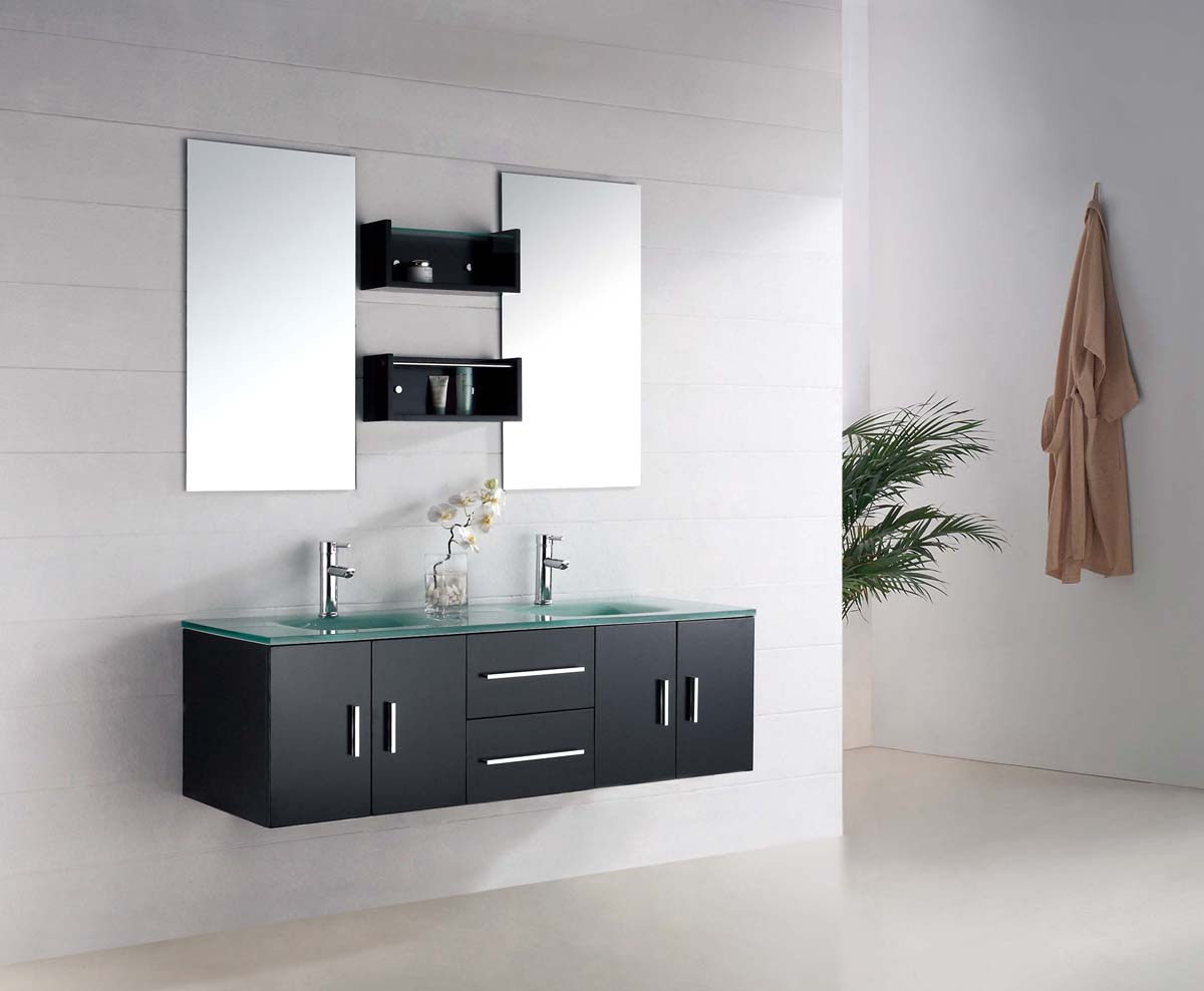 A Guide to Choose Contemporary Bathroom Vanities - MidCityEast