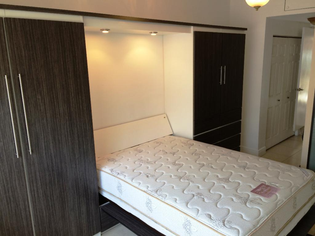 Modern Murphy Bed Decoration For An Apartment Midcityeast