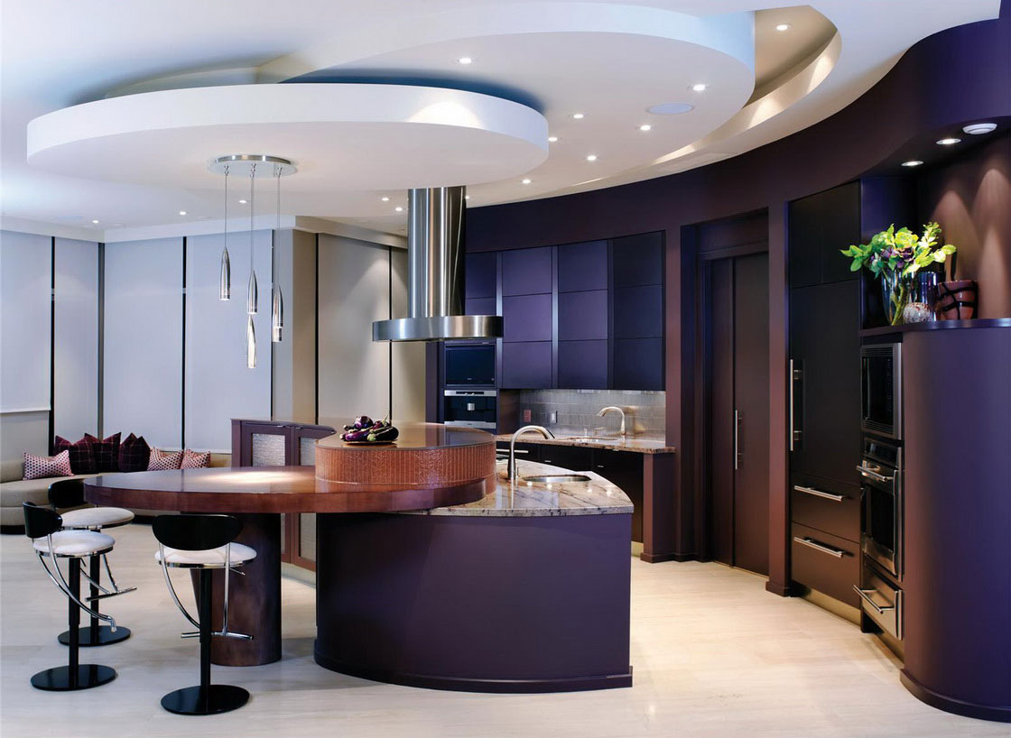 Sumptuous Cabinet and Lighting Fixture plus Chair To Decorate Kitchen