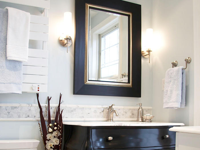 majestic bathroom mirror frames application midcityeast