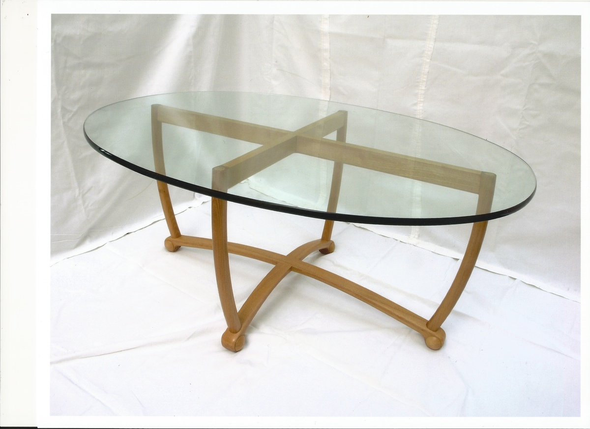 Artistic Small Round Coffee Table Midcityeast