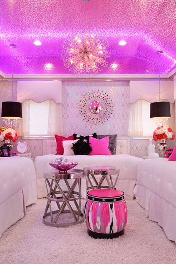 Teenage Girl Bedroom Design Ideas - MidCityEast on Teens Room Decor  id=39447