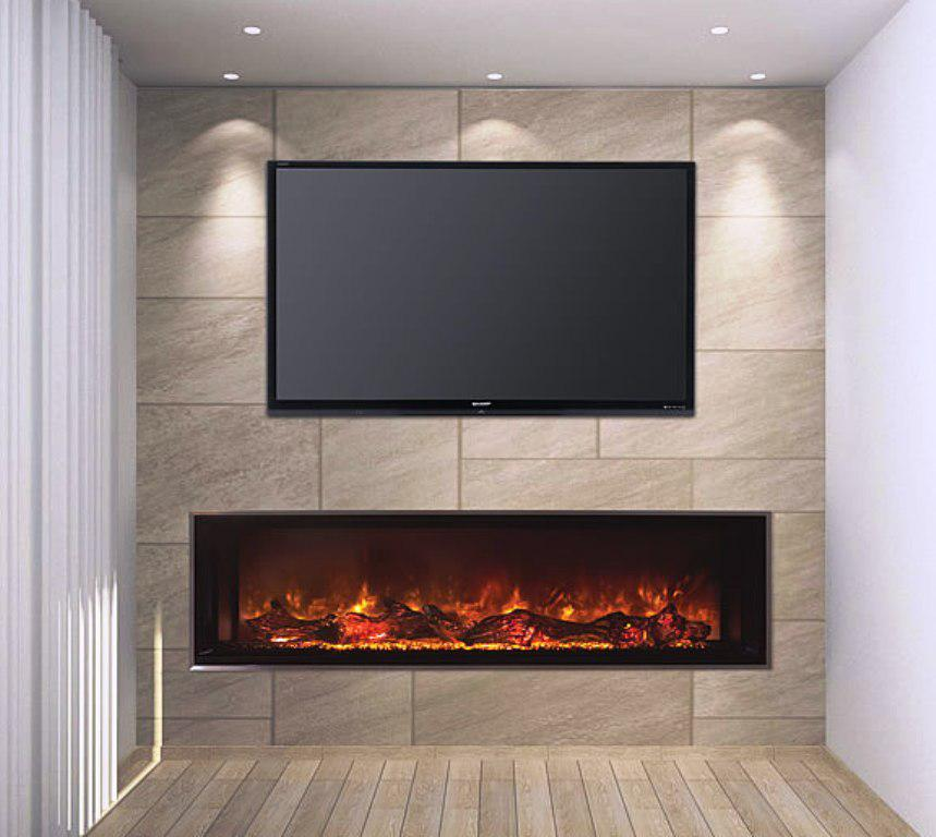3 benefits of choosing modern electric fireplace midcityeast for Bedroom electric fireplace ideas