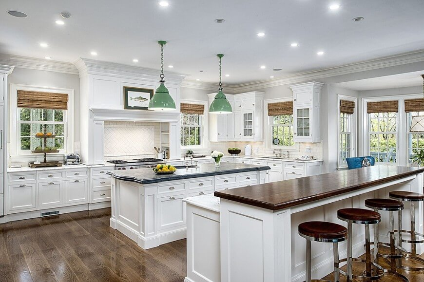 Ways To Design U Shaped Kitchen - Midcityeast