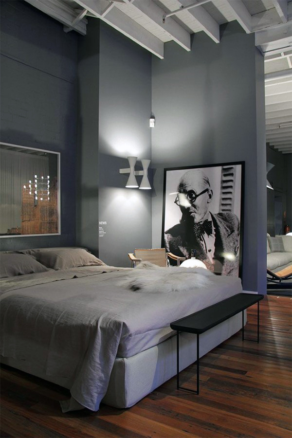 Young men s bedroom ideas midcityeast for Bedroom designs for young men