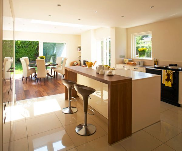 Attractive Kitchen Islands With Stools also Bar Table Plus Dining Table Set