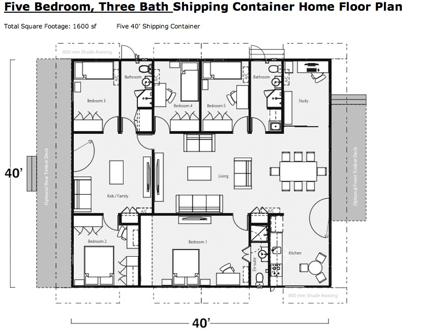Shipping container home plans midcityeast for Get house plans
