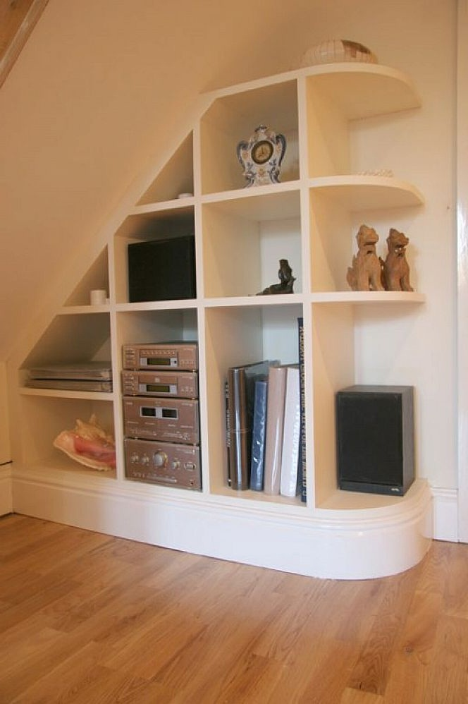 Under Stair Storage Ideas for Extra Storage Space ...